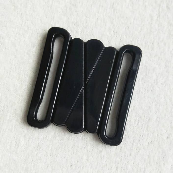 Plastic POM closure big clips L30F47