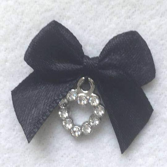 nylon ribbon bow #33