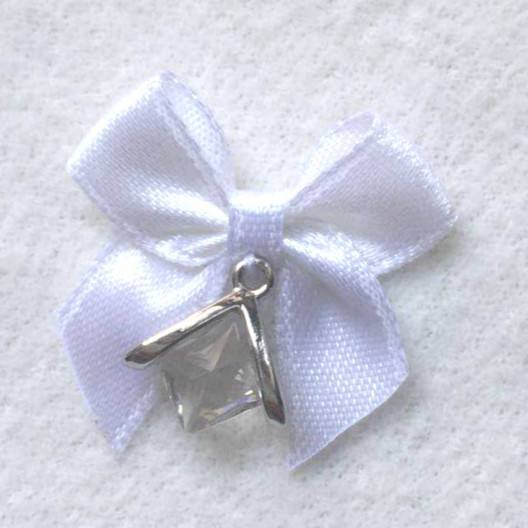 nylon ribbon bow #34