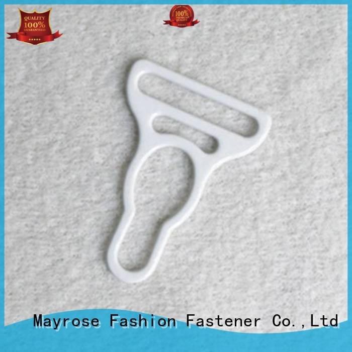 Mayrose Brand heart slider ring bra strap adjuster clip hook