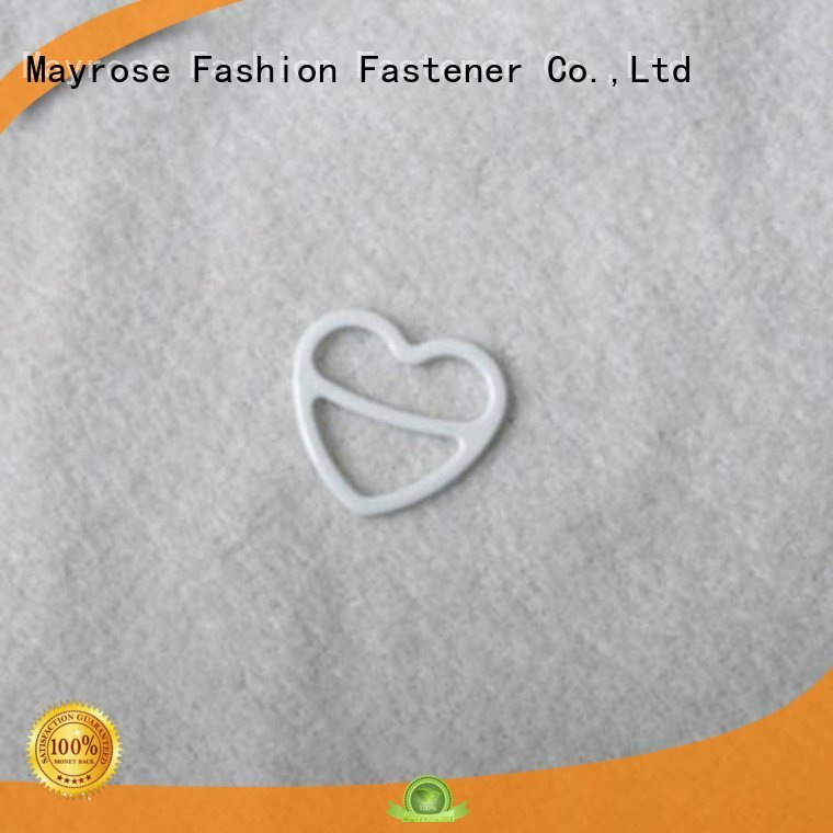 bra extender for backless dress hook heart ring Mayrose Brand company
