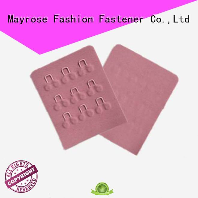 Mayrose Brand tricotspandex bra strap extender trioctmicrofiber factory