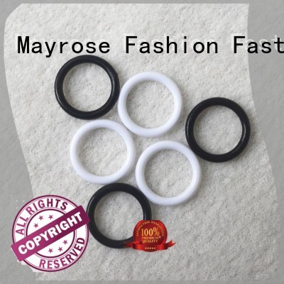plastic bra back clips size ring Mayrose company