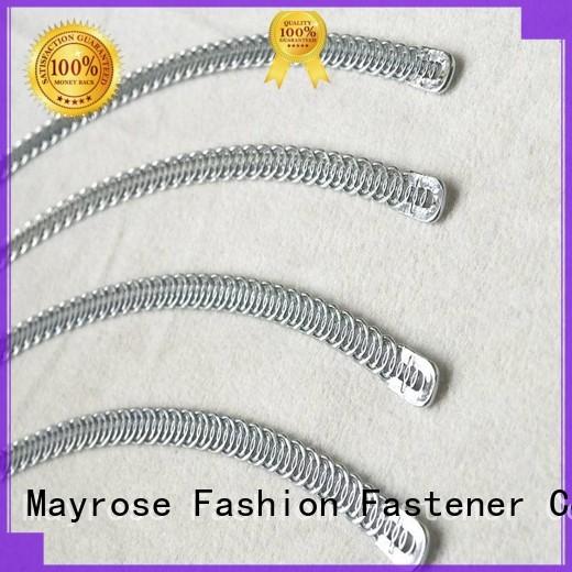 Mayrose Brand wires bone corset boning steel factory