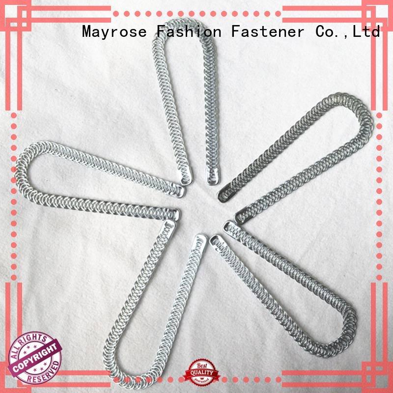 plastic boning shape OEM corset boning Mayrose