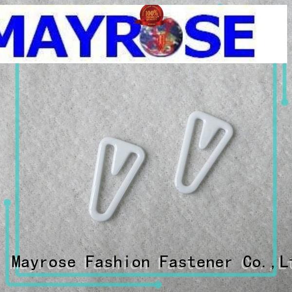 30mm slider bra strap adjuster clip pendant Mayrose Brand company