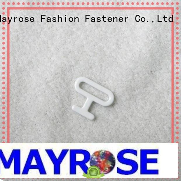 coated size OEM bra strap adjuster clip Mayrose