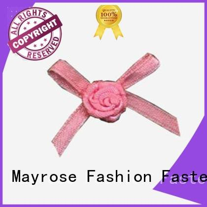 pendant polyester bra with bow bow Mayrose