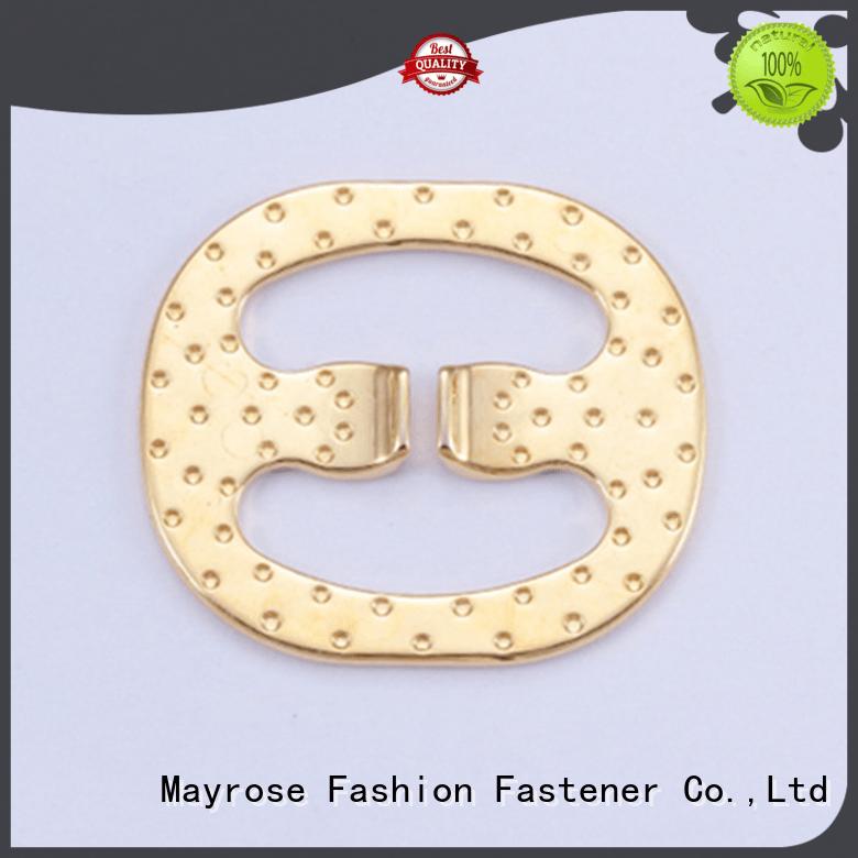 golden zinc alloy bra adjuster racerback Mayrose