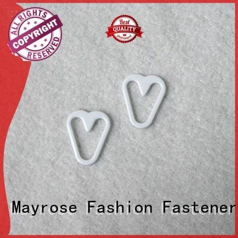 Custom clips from bra strap adjuster clip Mayrose slider