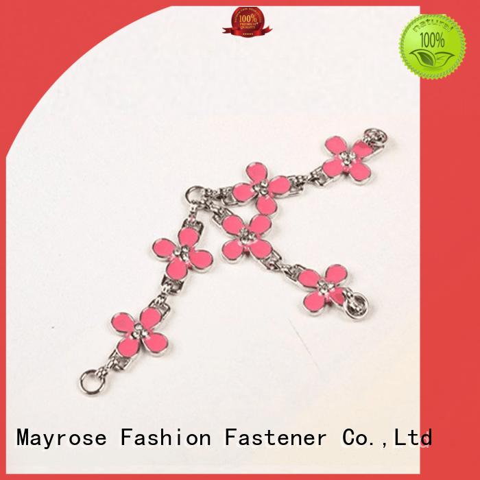 zinc buckle bra strap buckle Mayrose Brand