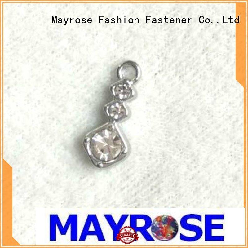 pendent bra lovely decorative Mayrose Brand metal pendant supplier