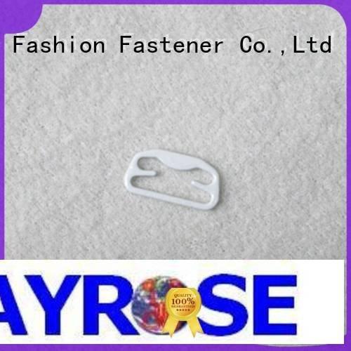 Mayrose bra strap adjuster clip heart nylon hook size