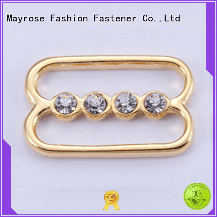 bra extender for backless dress alloy from square ring Mayrose