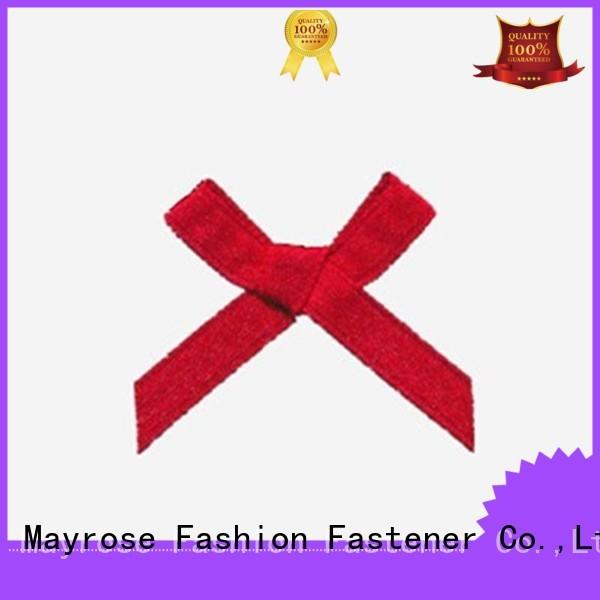 bow flower diamond bra with bow Mayrose Brand