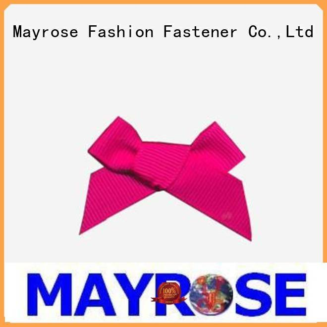 Hot wire ribbon bow ribbon flower bow Mayrose Brand