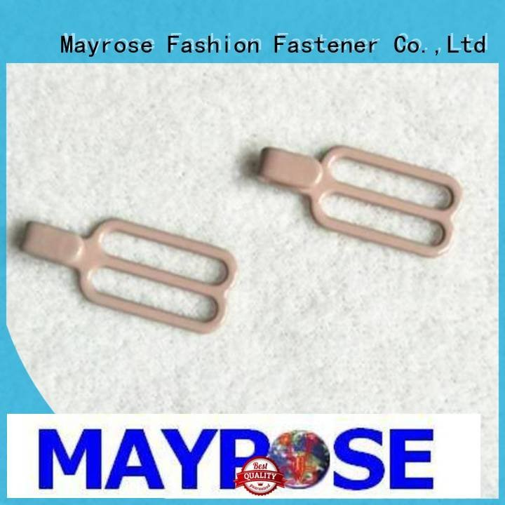 bra extender for backless dress from 25mm OEM bra strap adjuster clip Mayrose