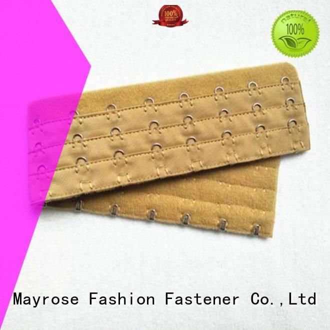 stainless 32 bra extender 4 hook tape 4x2 Mayrose Brand